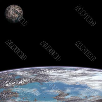 moon planet