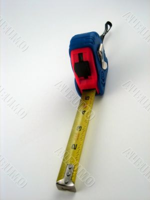 ruler and tape
