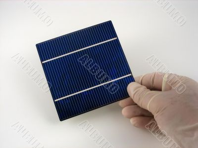 Solar cell research