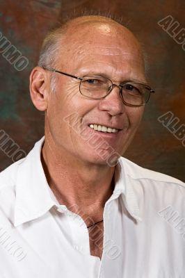 retirement portrait