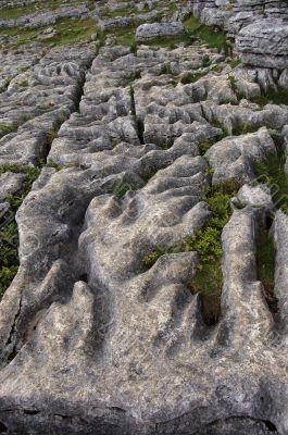 Weathered Limestone at Malham