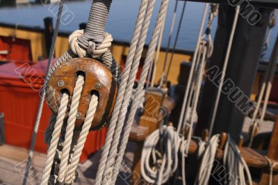 Ship rigging 2