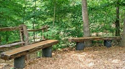 Timber Benches