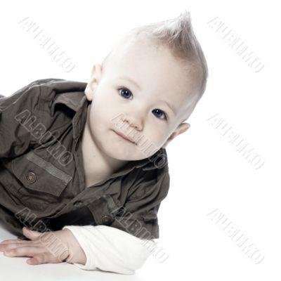 Little boy wonder