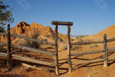 Ranch Gate 1
