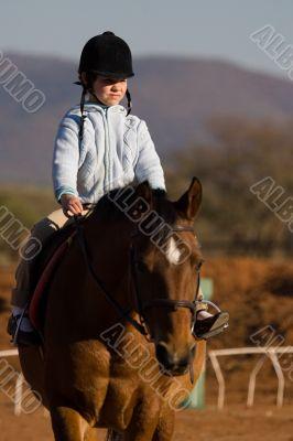 Girl rider