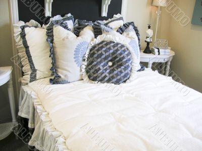 Fancy Bed Room