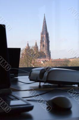 Workplace w/ Wonderful View