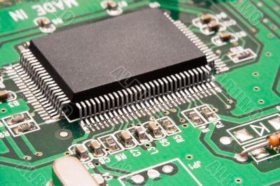Computer Circuit – Processor Macro
