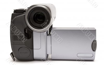 Digital Camcorder - Front View