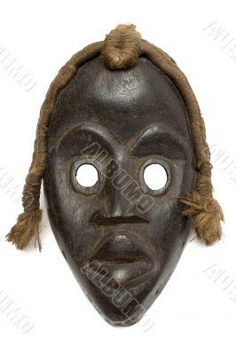 Female Carnival Mask w/ Path