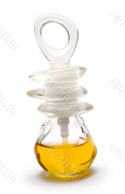 Stylish Perfume Bottle