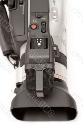 Digital Video Camera - Detail Top View