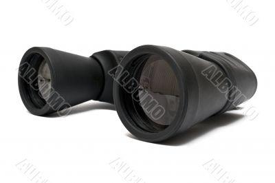 Binoculars Back - Side View