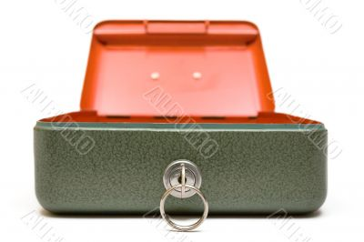 Cash Box - Front View