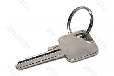 Single Apartment Key w/ Ring