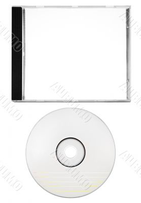 Disc Labeling - Cover and Blank Disc - w/ Path