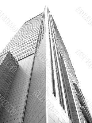 Skyscraper in Warsaw, Poland