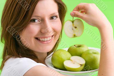 want an apple
