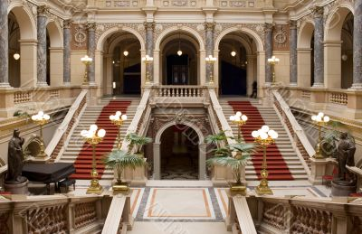 National Museum Prague – Hall of Fame