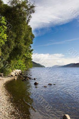 Loch Ness portrait