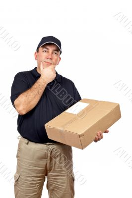 Courier thinking