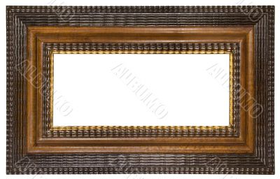Brown Picture Frame w/ Path