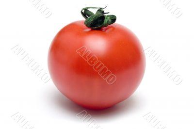 Single Cherry Tomato