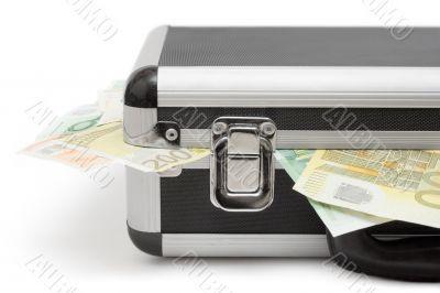 Money Case - Close View