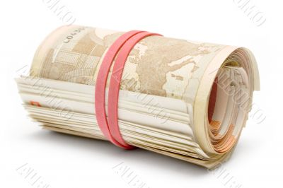 Rolled Euros