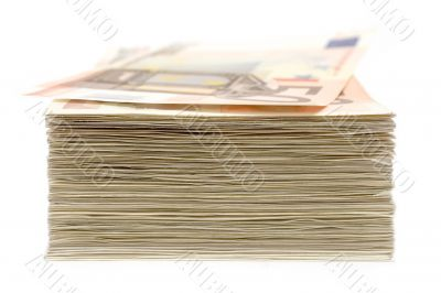 Stack of Banknotes