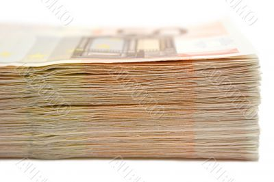 Stacked Banknotes