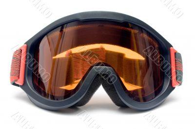 Ski Goggles - Front View