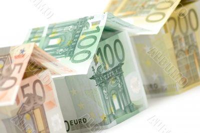 Euro Houses - Close View