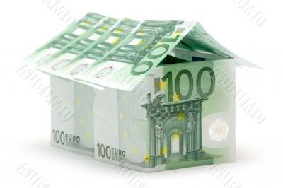 Big One Hundred Euro House