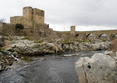 Castillo de Puente del Congosto