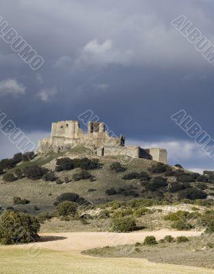 Castillo de Puebla de Almenara Panorama
