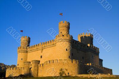 Castillo de Manzanares El Real 2