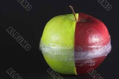Taped Apple