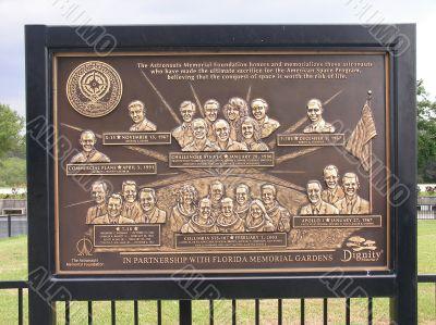 Astronauts Memorial