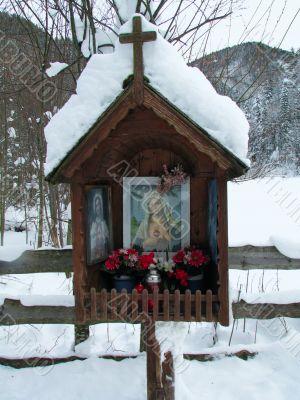 Religious memorial place