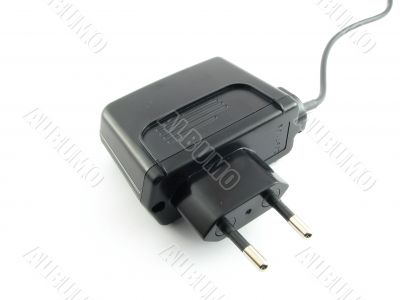 Charger for a mobile gadget