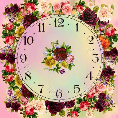 Face of Clock2