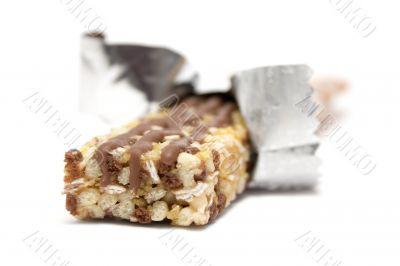 Wrapped Granola Bar