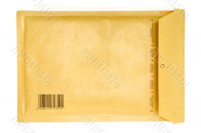 Brownish Envelope