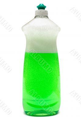 Bottle of Dish Liquid