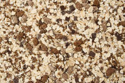 Granola Texture