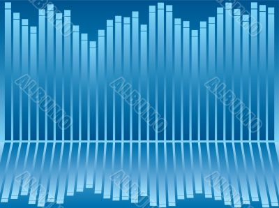 bar chart reflect
