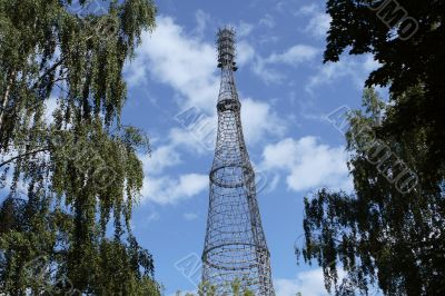 An Old Television Tower