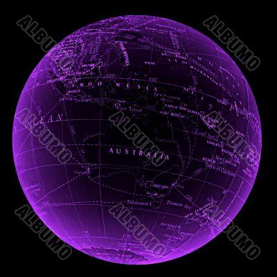 globe world australia